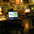 Interior of the Opera House internet cafe in Bar Harbor.