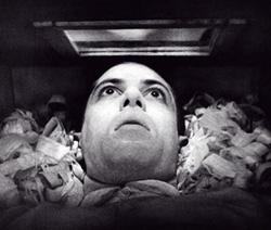Nicolas de Gunzburg (a.k.a. Julian West) as Allan Gray in Vampyr.(Click image for larger version.)