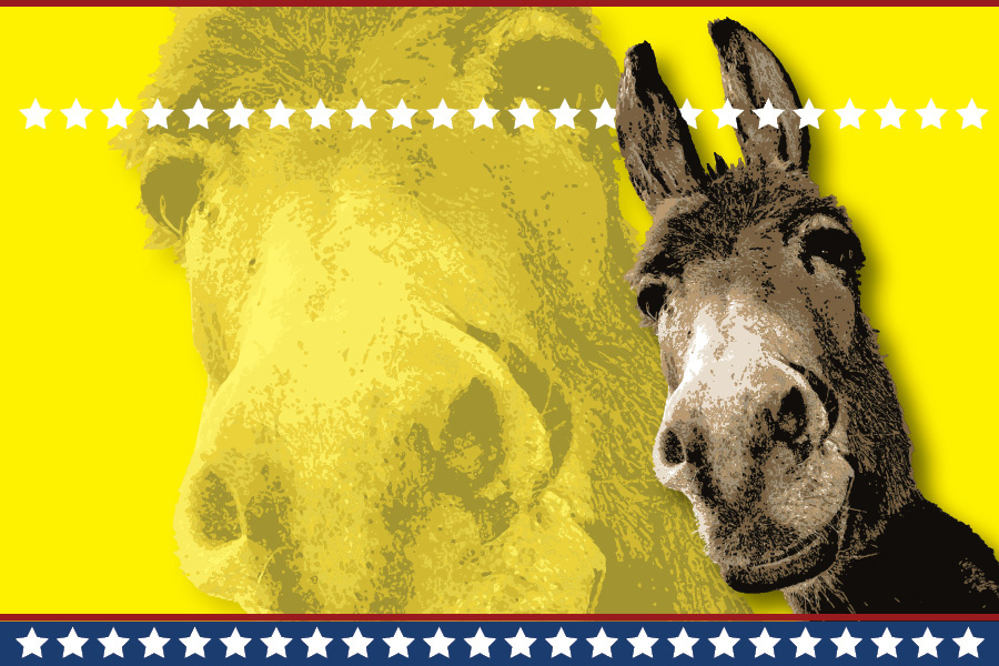 Let's declare our independence from the tyranny of donkey butts.