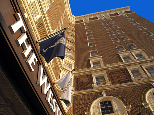 The Westin Poinsett