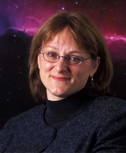 Yale physics professor Meg Urry goes off on the topic of UFO's. A candidate for hypnotic regression if I ever saw one.