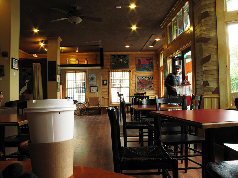 Flynne's Coffee Bar in Southern Pines