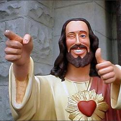 Smiling Jesus