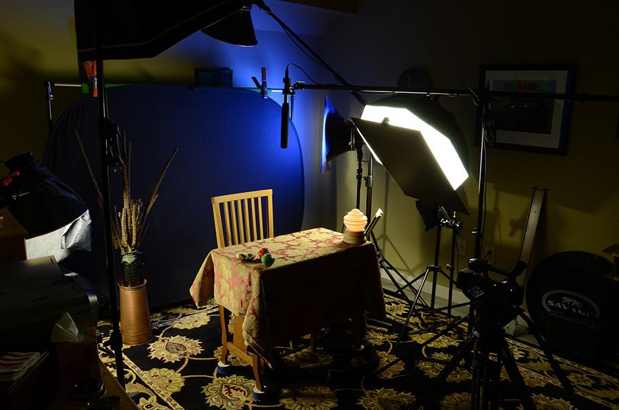 The Dream Logic studio. It's what's for dinner.