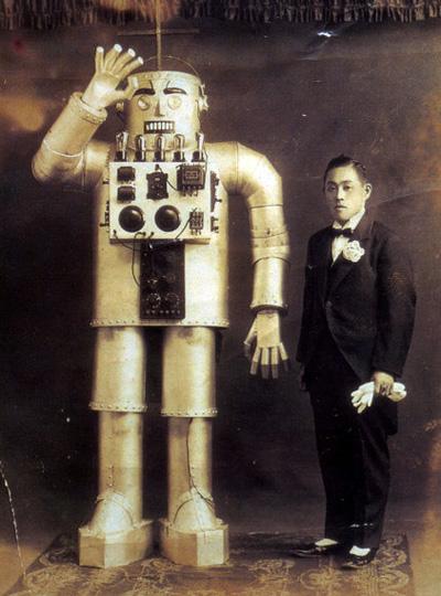 Yasutaro Mitsui and his