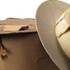 Robert Quillen's hat