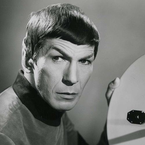 Spock is dead